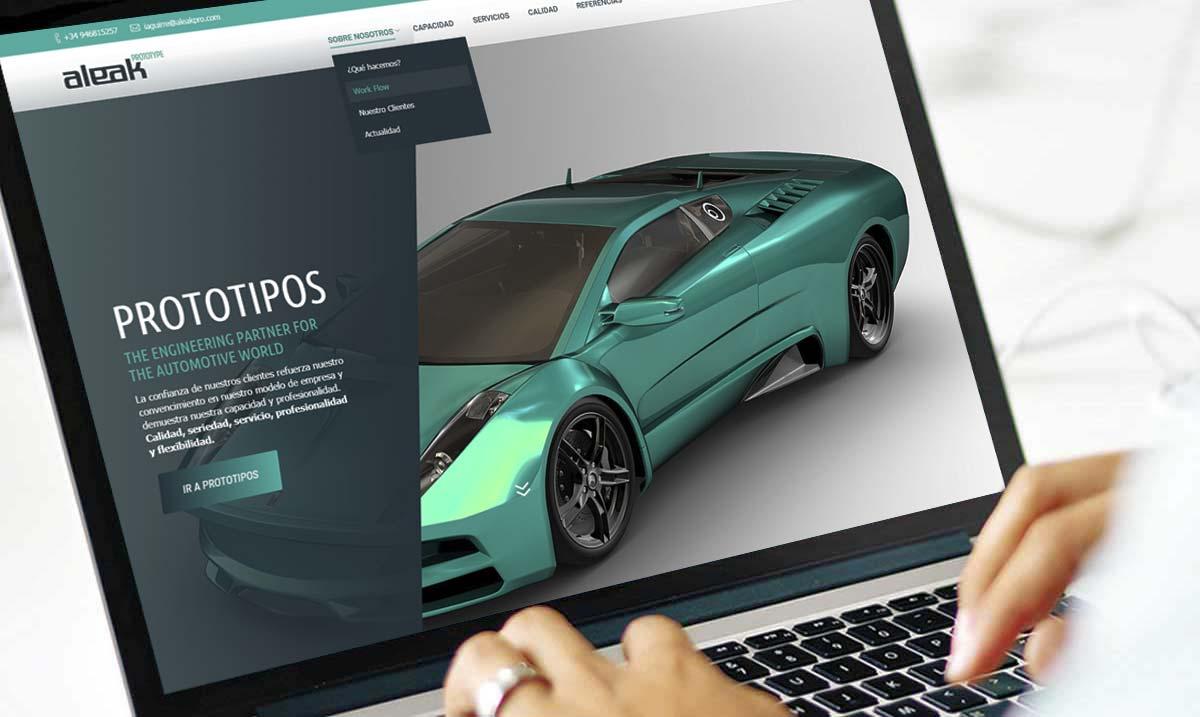 ALEAK Prototype - Noticias